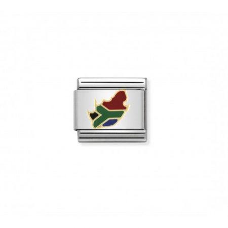 Nomination Link composable classic carte afrique du sud