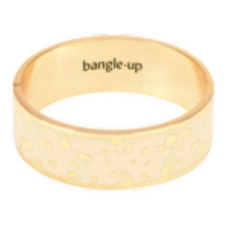 BANGLE UP Bracelet Lucy Blanc Sable T1
