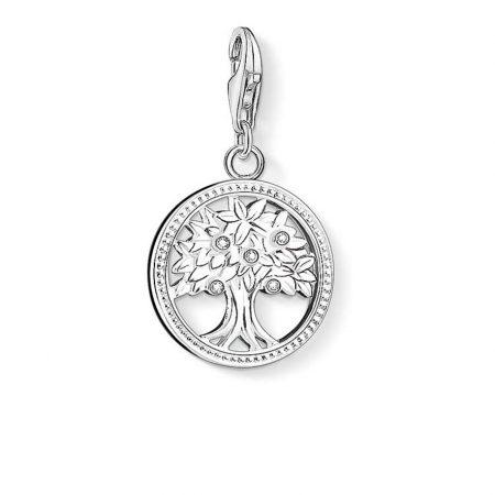Thomas Sabo Pendentif charm arbre de vie