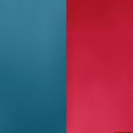 Les Georgettes Vinyle Bleu Pétrole / Framboise