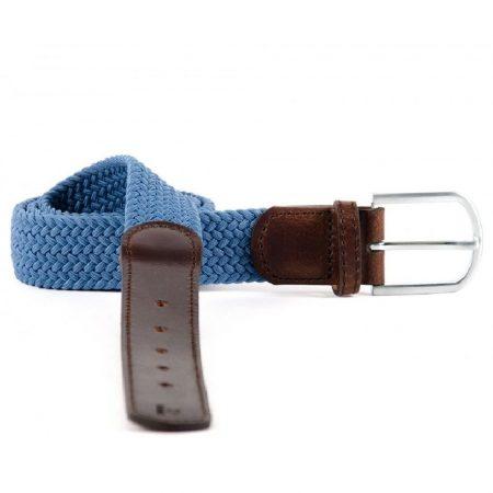 Billy belt Ceinture tressée élastique Trendy air force