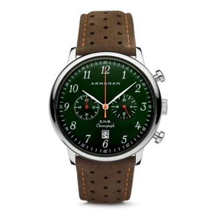 ARMOGAN Montre ENB Emerald Green S52