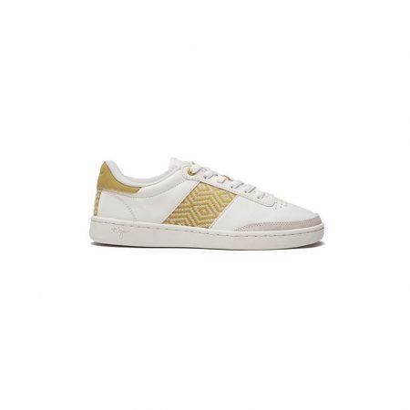 N'go Shoes Sneakers Cuir Ha Giang