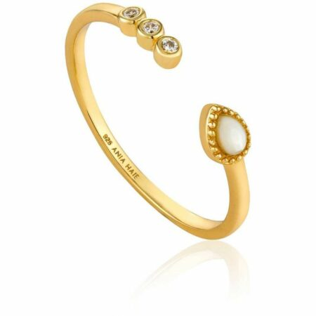 ANIA HAIE Bague ajustable Gold Dream